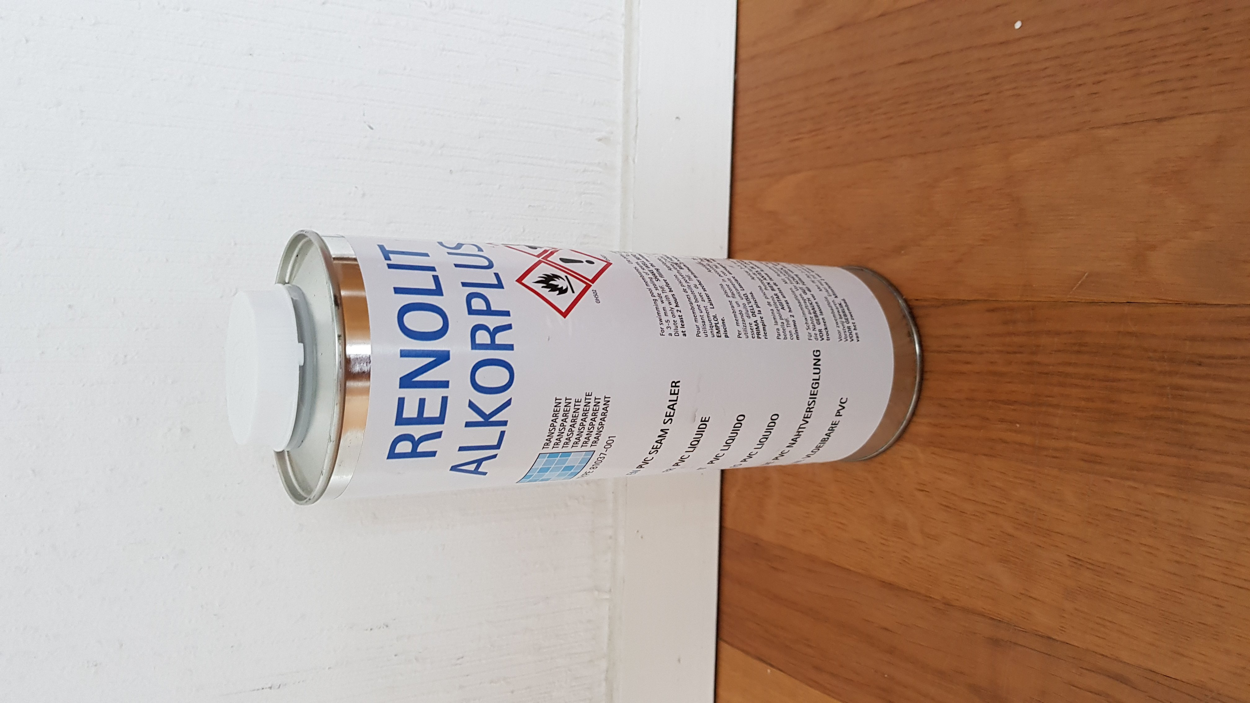 Genuine Renolit Alkorplan PVC